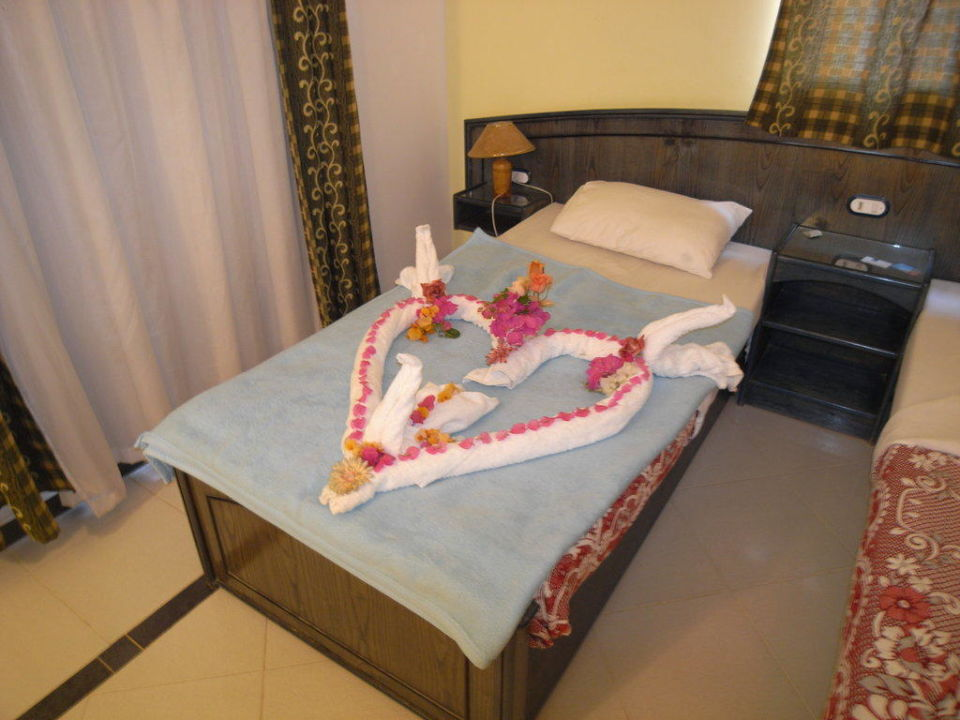 Handtuch-Deko Zabargad Berenice Resort Marsa Alam