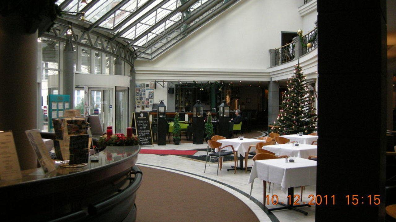 Viel Platz Lindner Hotel Leipzig
