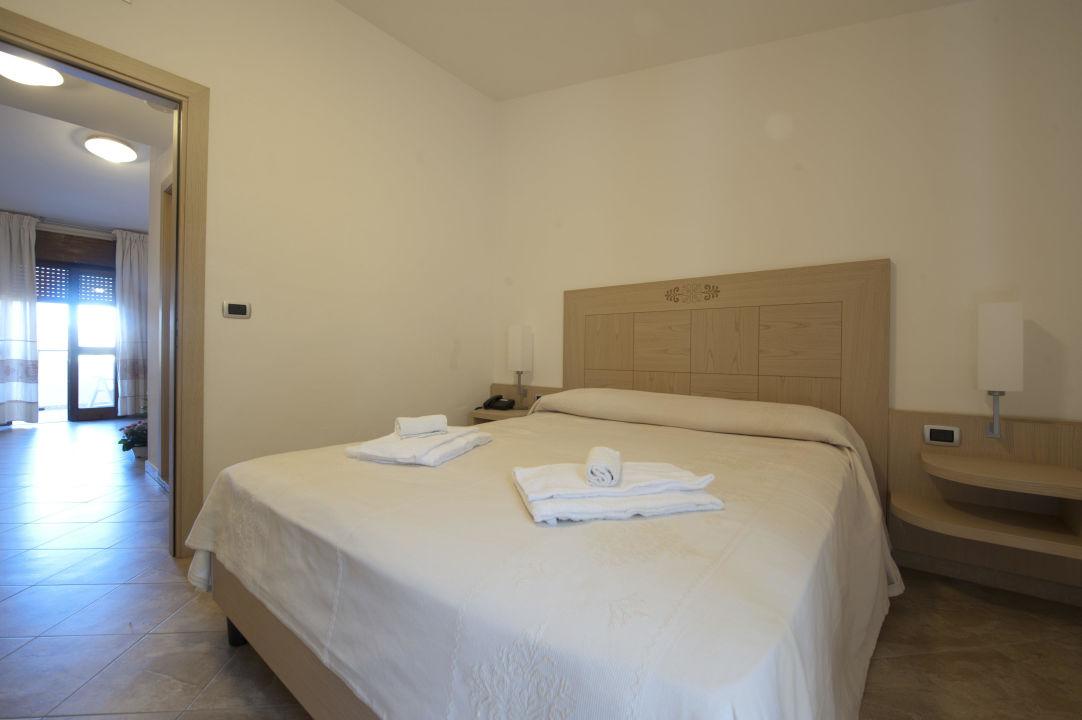 Camera da Letto Suite Superior Hotel\