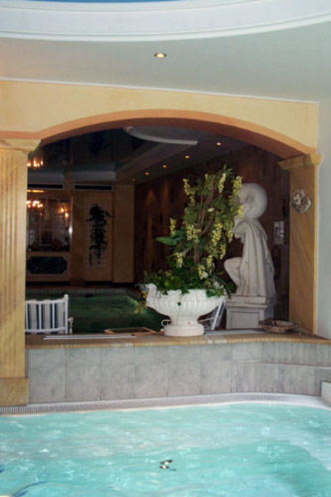 Pool - Göbels Landhotel in Willingen Göbel's Landhotel