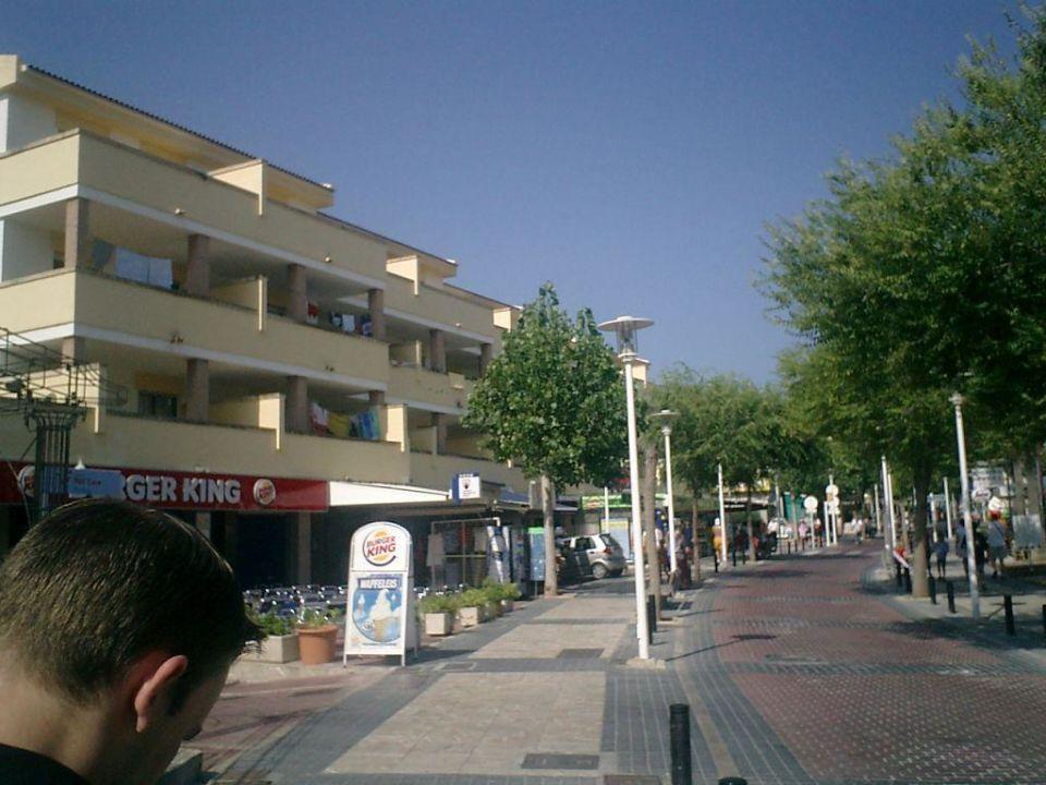 Ran de Bruchbude Flor los Almendros Apartments