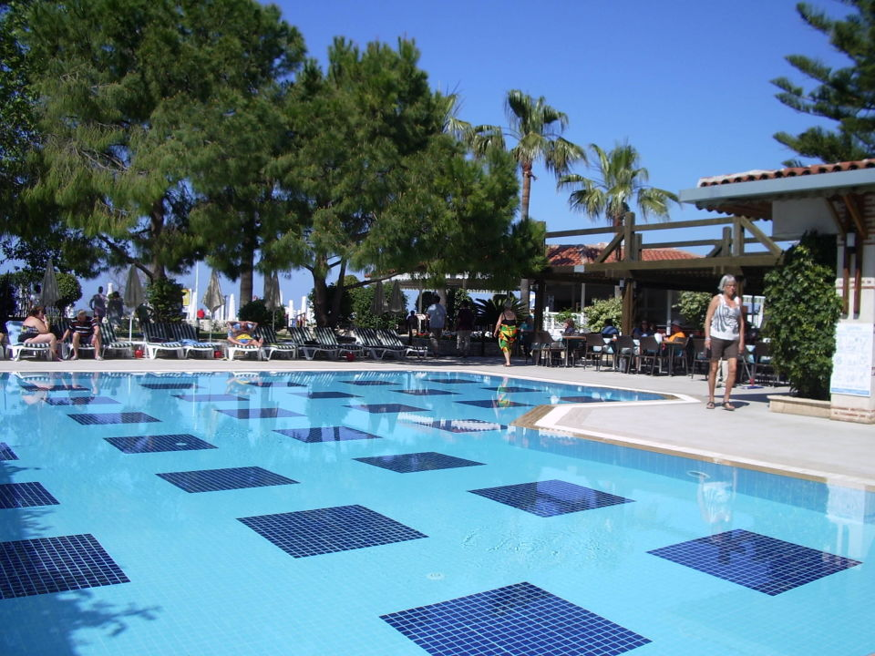Trendy Hotel Side Beach Bewertung