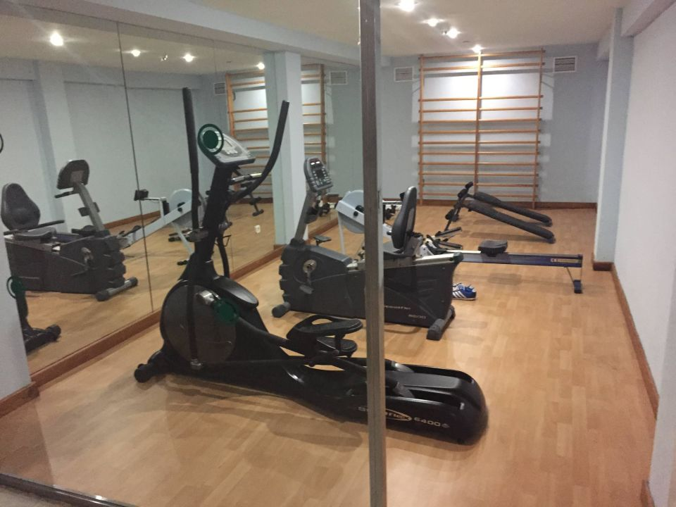 Fitnessraum Hotel Alondra Cala Ratjada Holidaycheck Mallorca