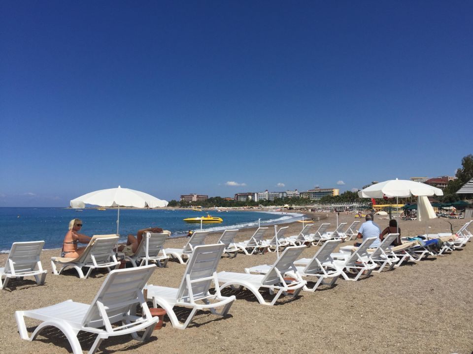 Strand laguna