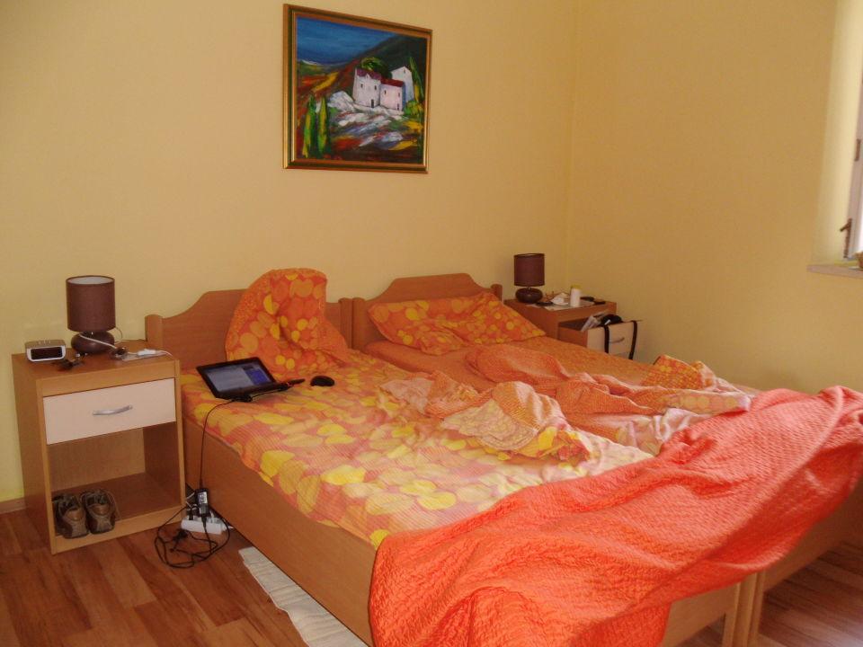 Schlafzimmer Apartments Miljas