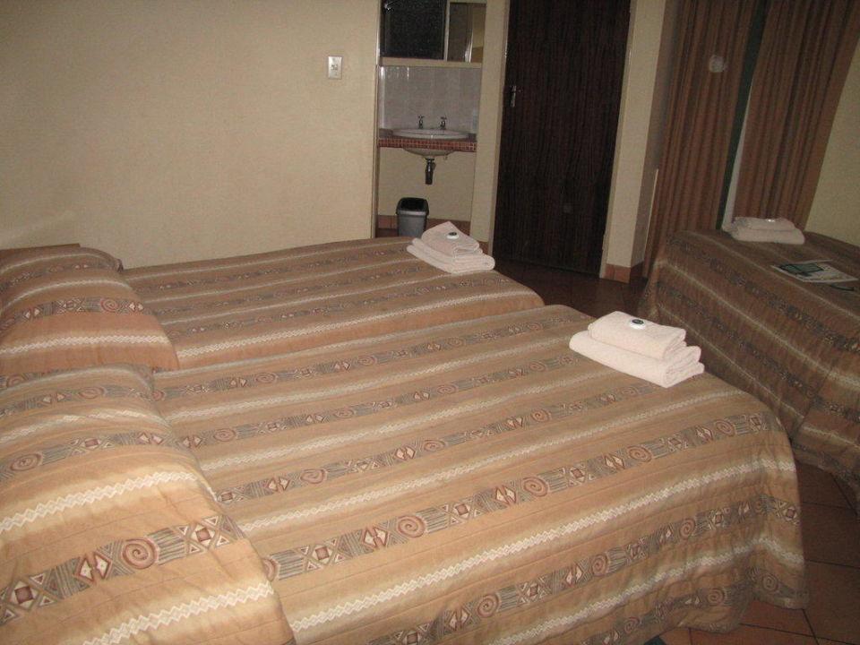 Gute Betten im Letaba Restcamp Letaba Rest Camp