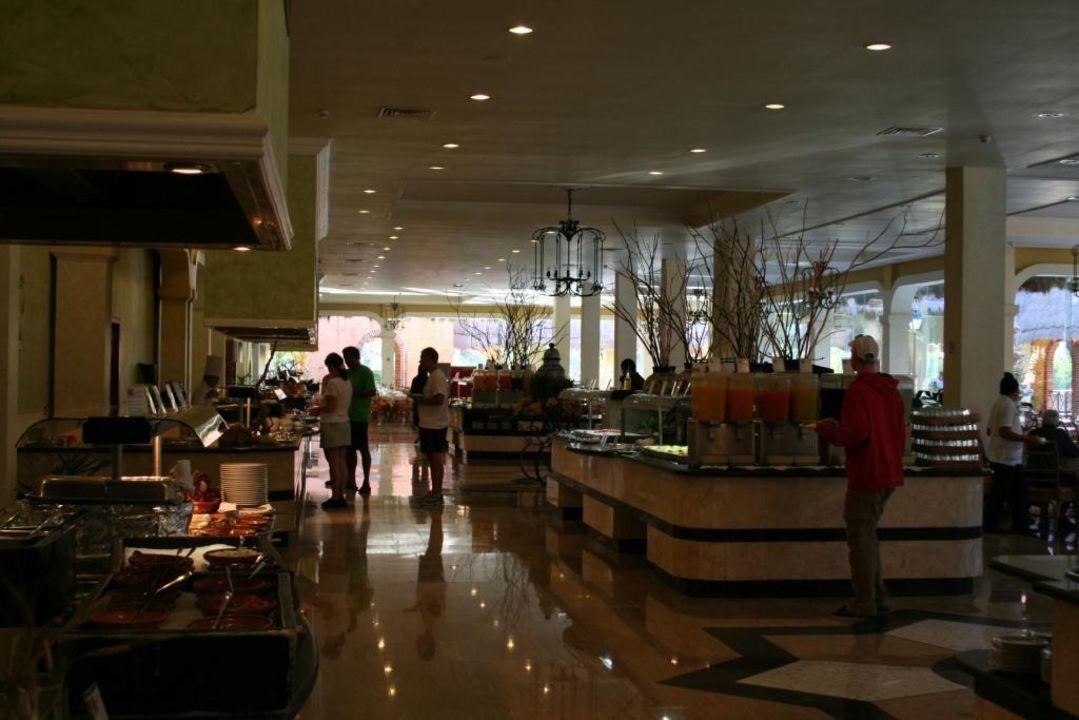 Buffetrestaurant Kabah im Riviera Grand Palladium Riviera Resort & Spa