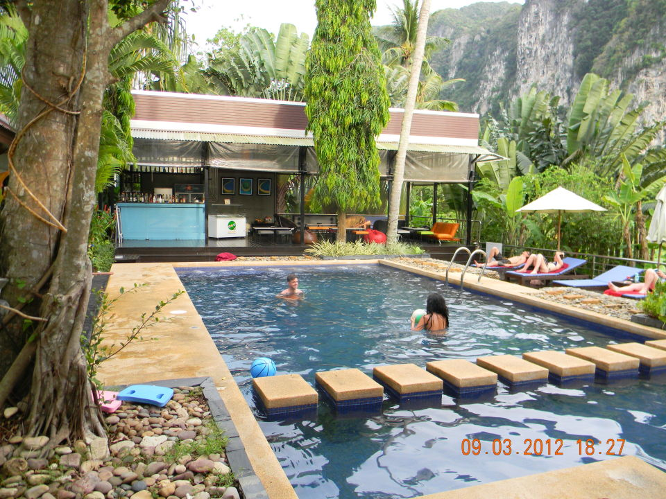 Pool Hotel Ao Nang Paradise Resort