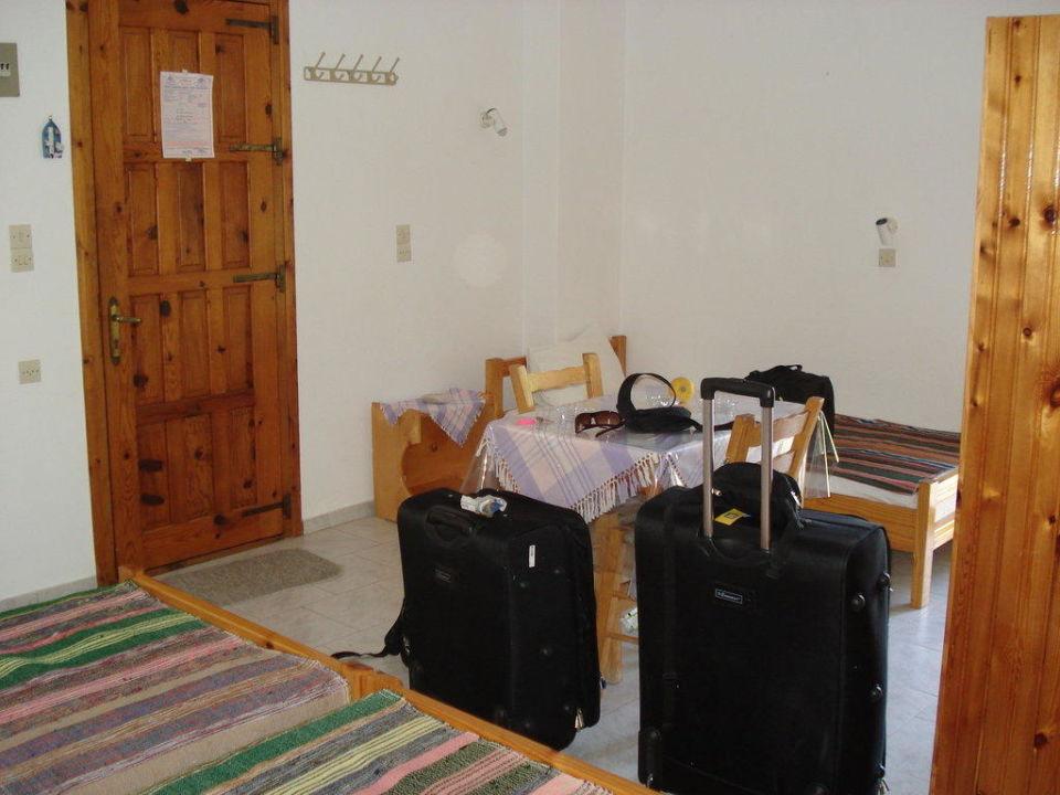 Zimmer  Hotel Maria