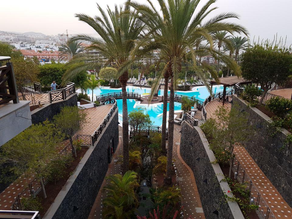 Gartenanlage melia jardines del teide costa adeje holidaycheck teneriffa spanien - Jardines del teide ...