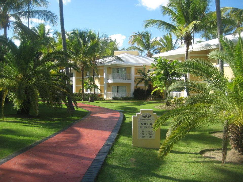 Wohnbeispiel eines von vielen Häusern Grand Palladium Bávaro Suites Resort & Spa