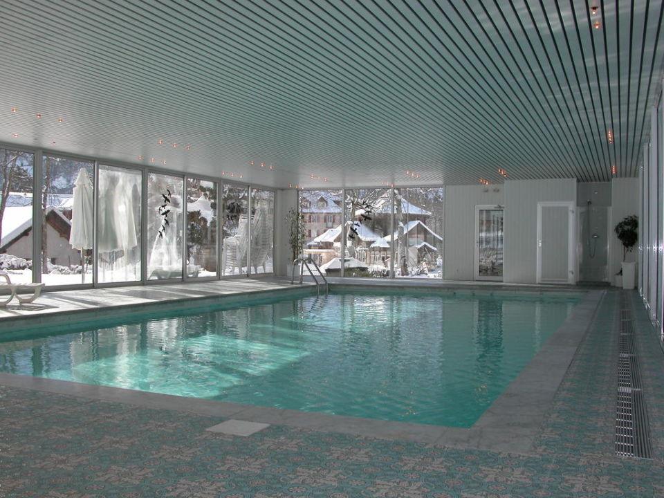 Hallenbad Belle Epoque Hotel Victoria