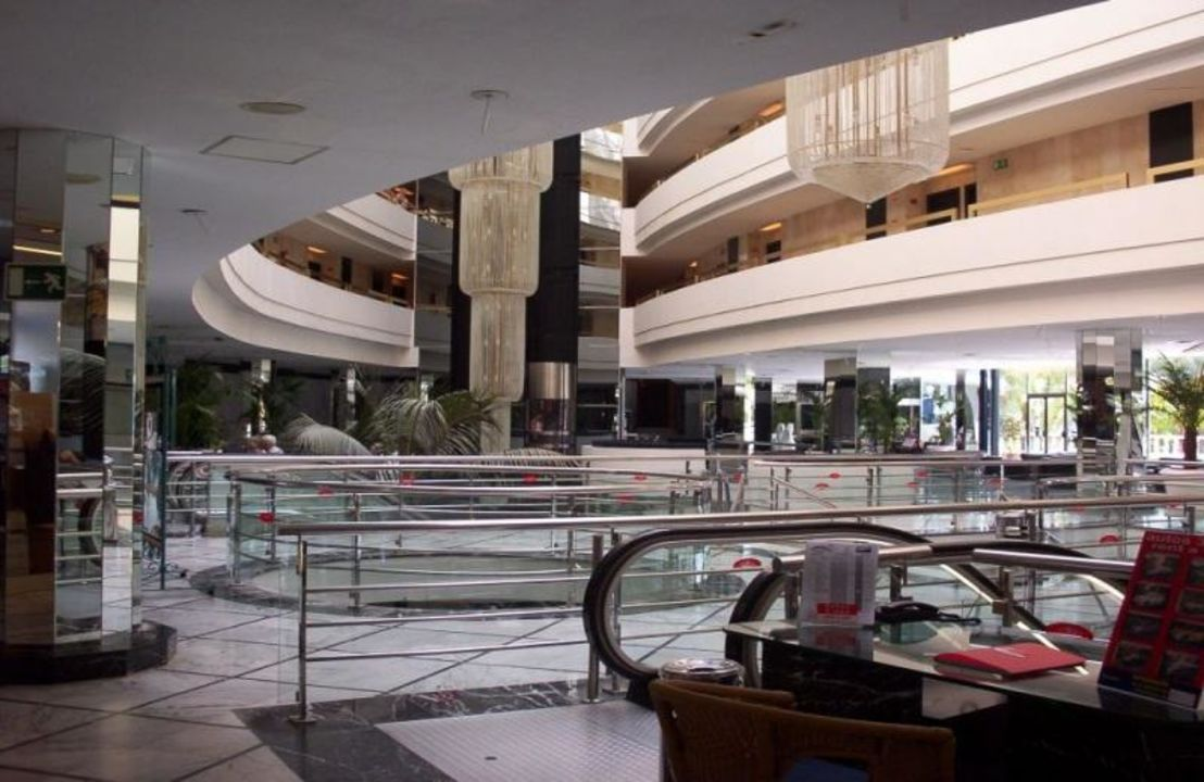 Hotel Mediterranean Palace/Halle3 Mediterranean Palace Hotel
