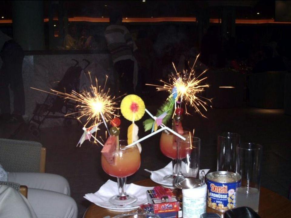 Cocktails im Mariant Park.von M.Kurowski allsun Hotel Mariant Park