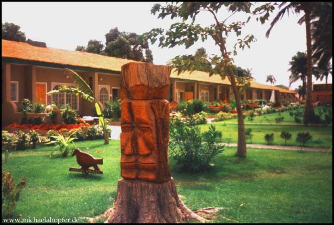 Gambia - Hotel Palm Grove Hotel Palm Grove