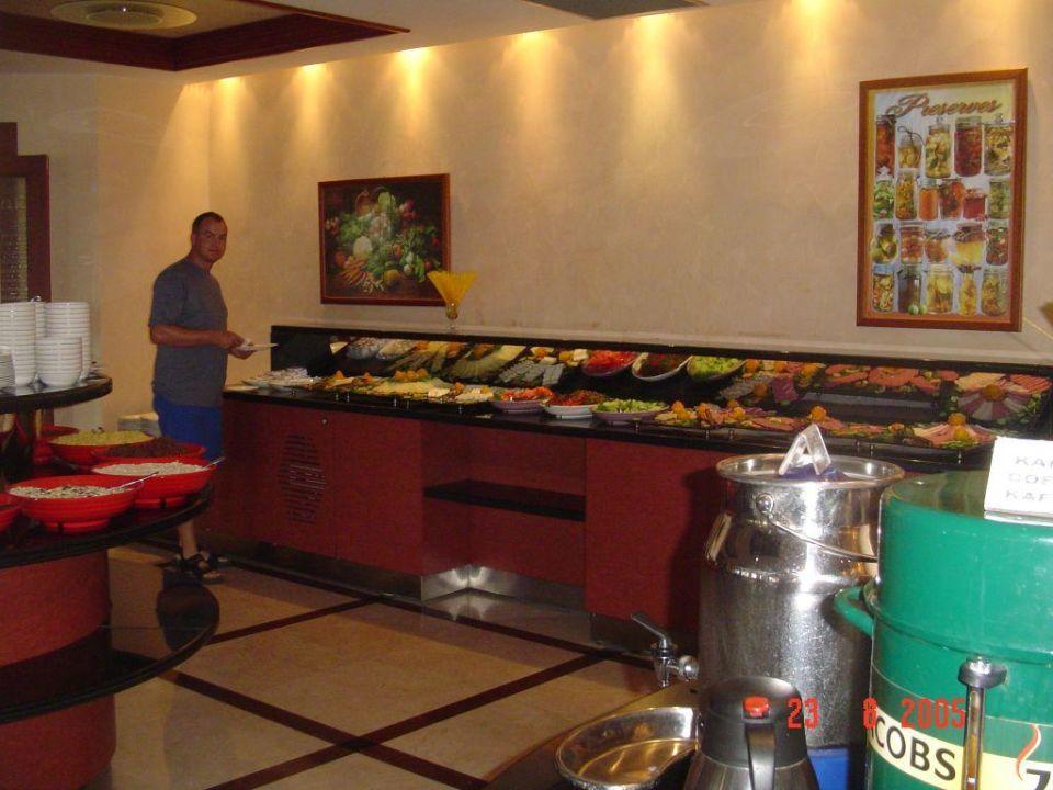 Essen im Hotel Hotel Sunrise