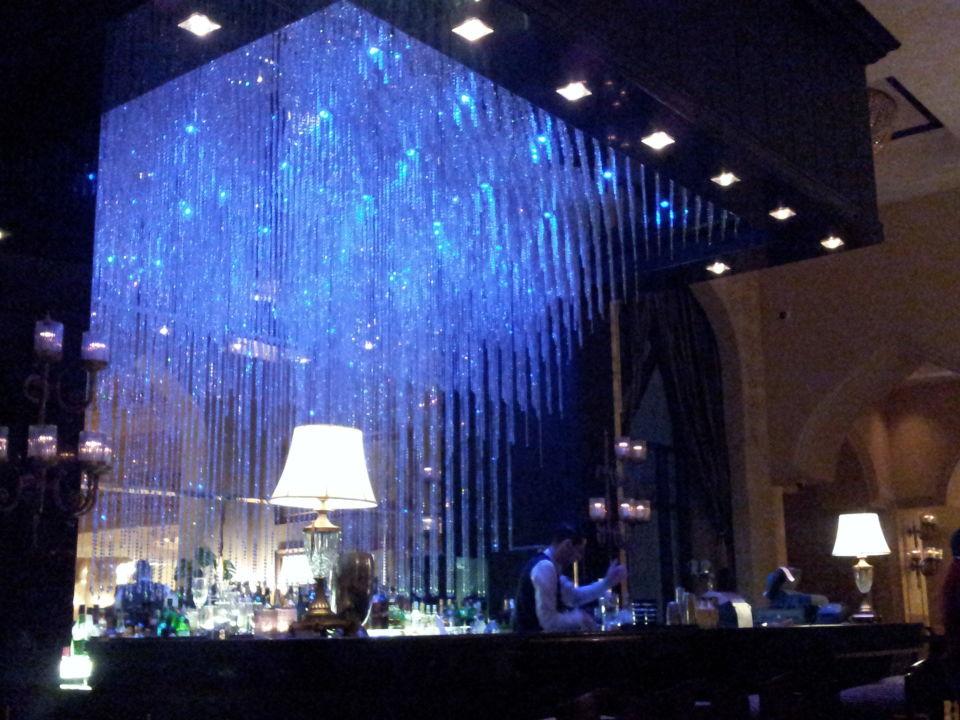 Al Hanah Bar Shangri-La Hotel Qaryat Al Beri