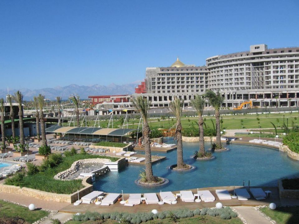Noch ein Pool Hotel Concorde De Luxe Resort