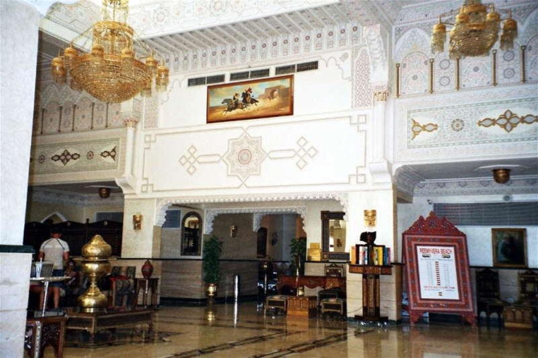 Hotel Fantasia 1001 Nacht - Empfangshalle Alf Leila Wa Leila