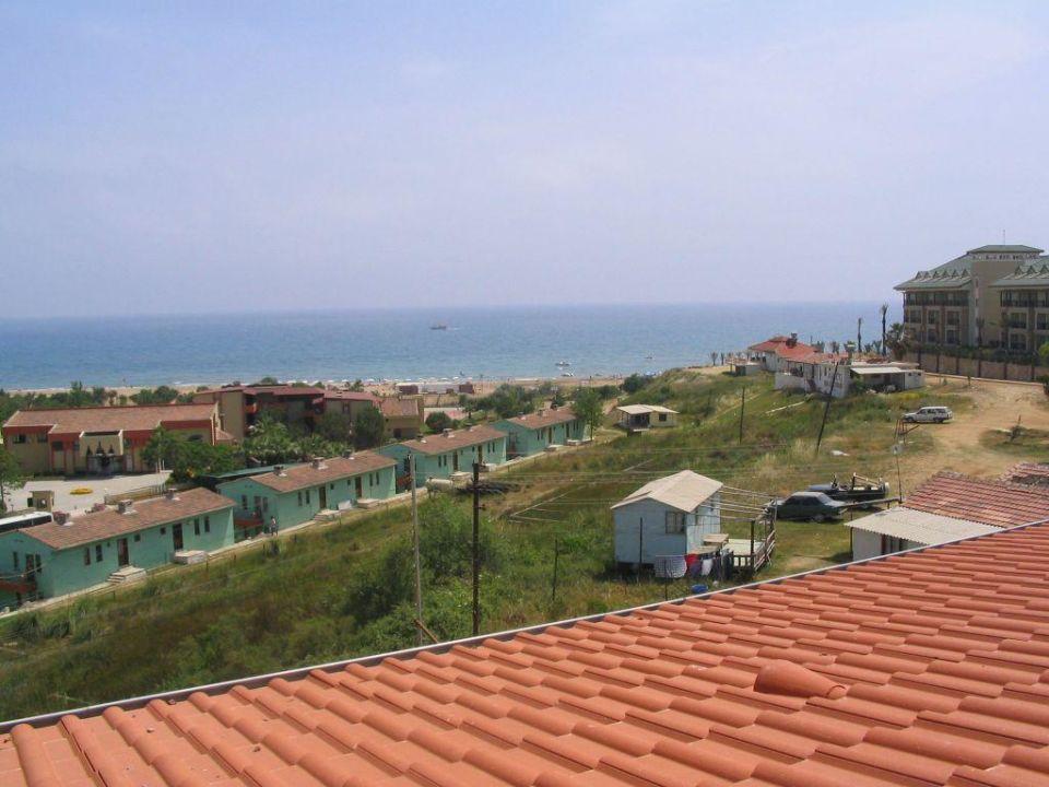 Blick nach Sueden (vom Hoteldach) Diamond Beach Hotel & Spa