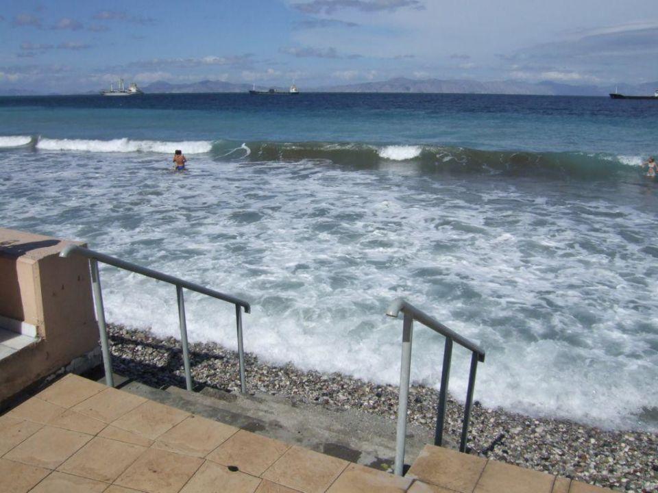 Hotel-Strand Avra Beach Resort Hotel & Bungalows