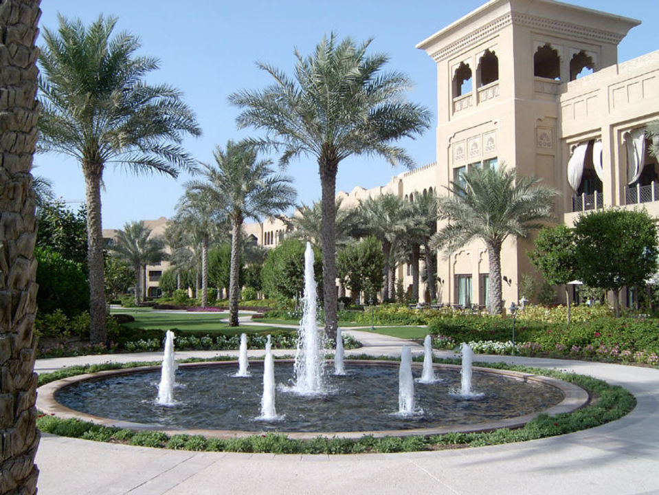 Gartenanlage Hotel One&Only Royal Mirage - The Arabian Court