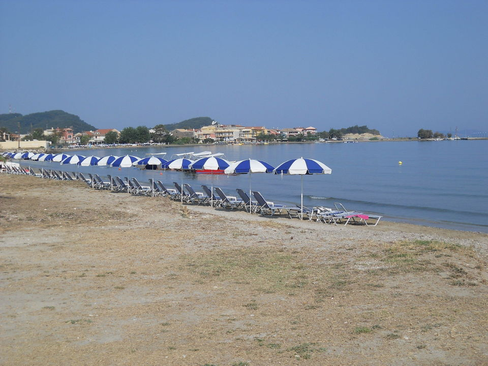 Strandabschnitt neben Hotel Hotel Beach Star
