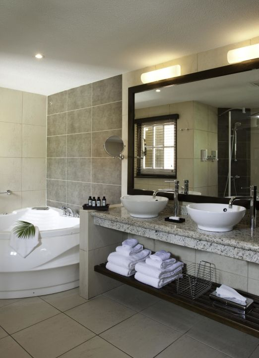 Badkamer Honeymoon Suite \