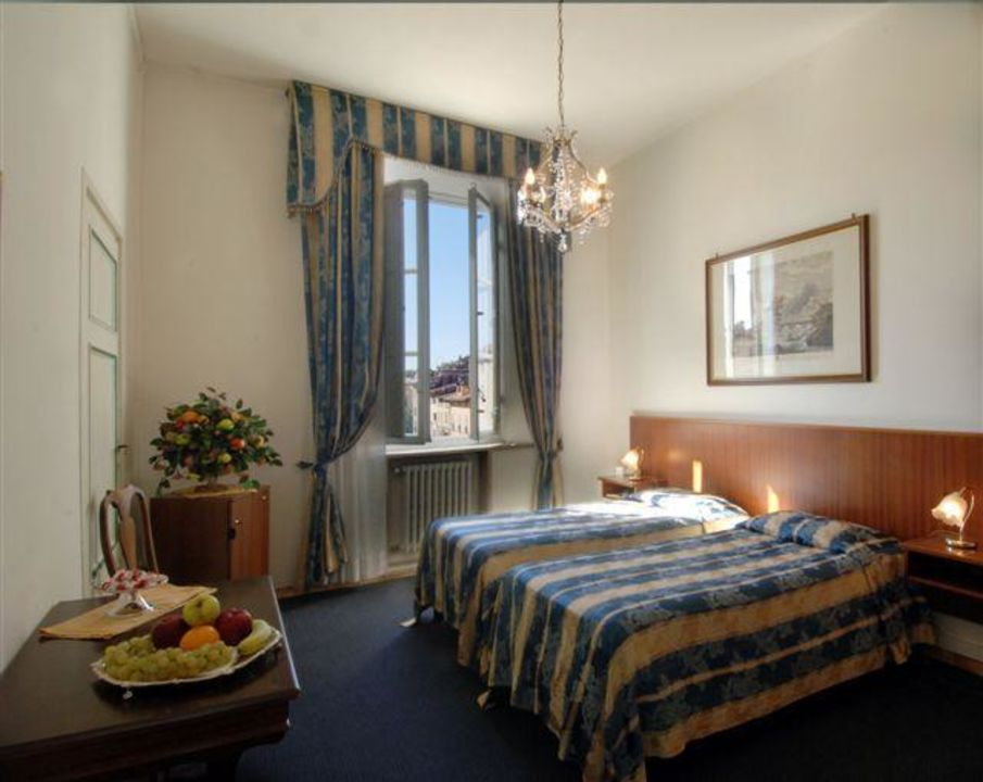 Double Room with view on the square Hotel Universo