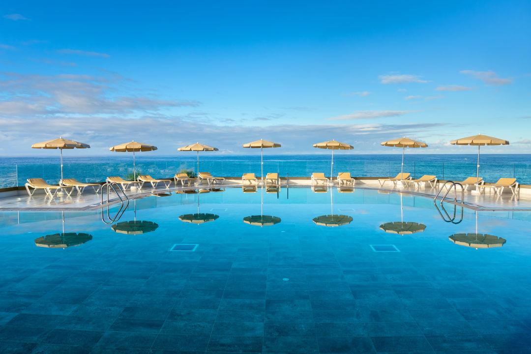 Pool Sol La Palma Apartments