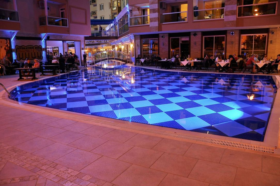 Swimming Pool Tac Premier Hotel Spa Alanya Holidaycheck T Rkische Riviera T Rkei