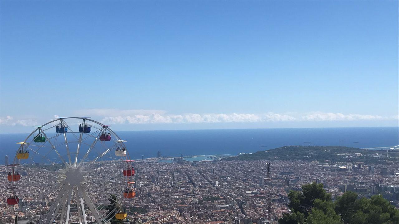 Ausblick Barceló Raval