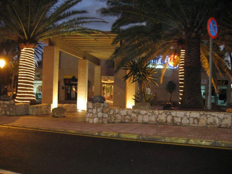 Sunrise Taro Beach - Eingang SBH Hotel Taro Beach