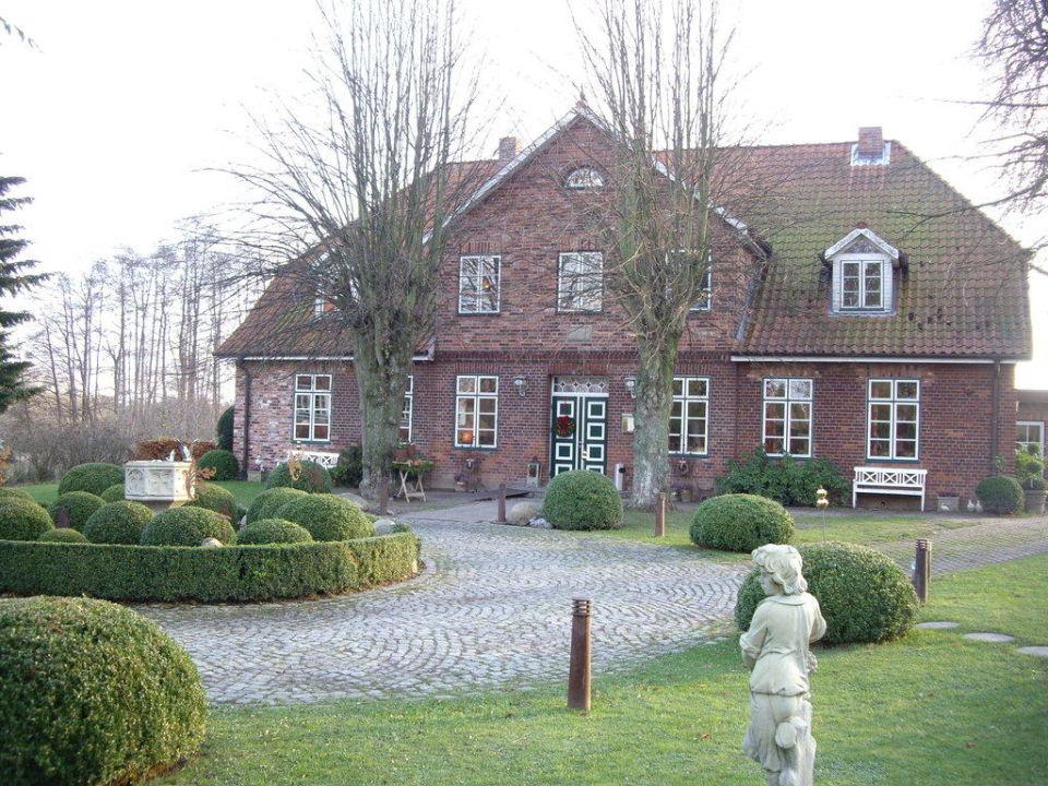Restauranttrakt Ringhotel Friederikenhof