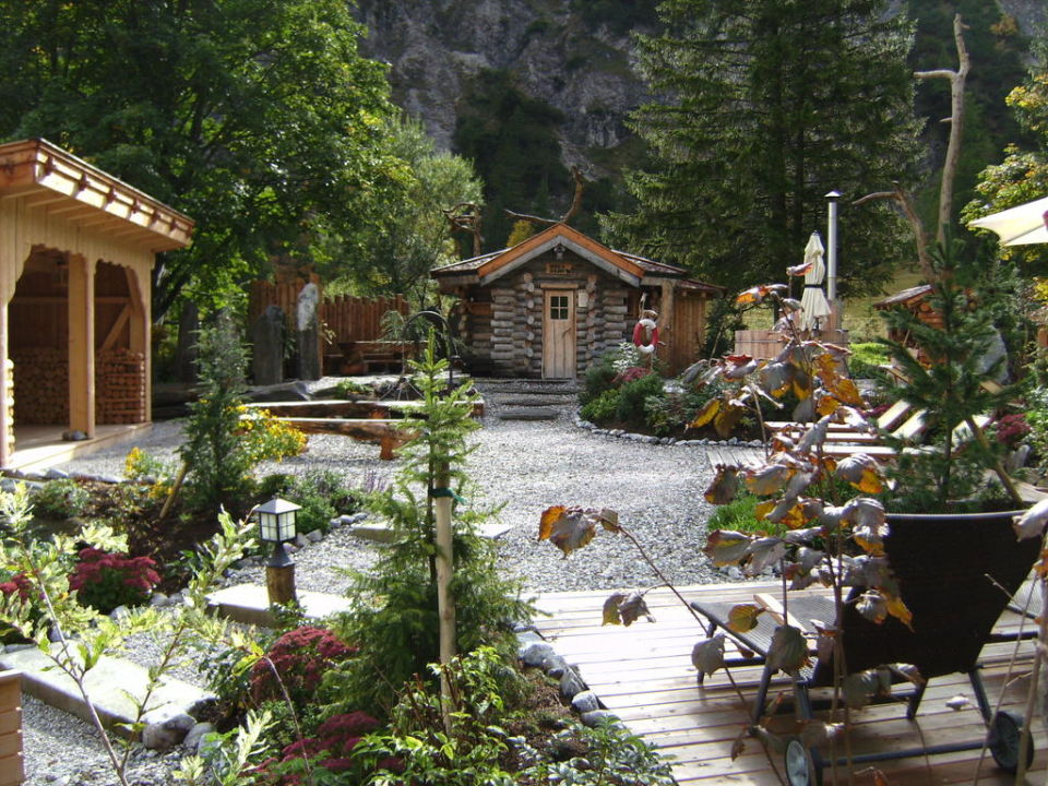 Alpengarten Gramai Alm alpengenuss & natur spa