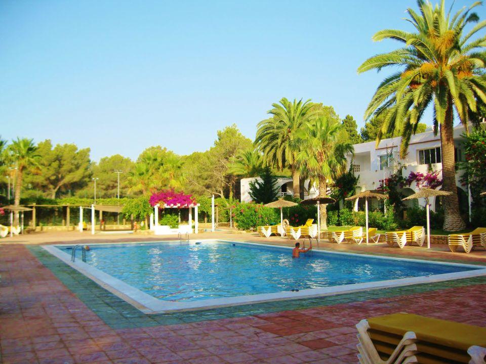 Der mittlere Pool TUI MAGIC LIFE Club Cala Pada