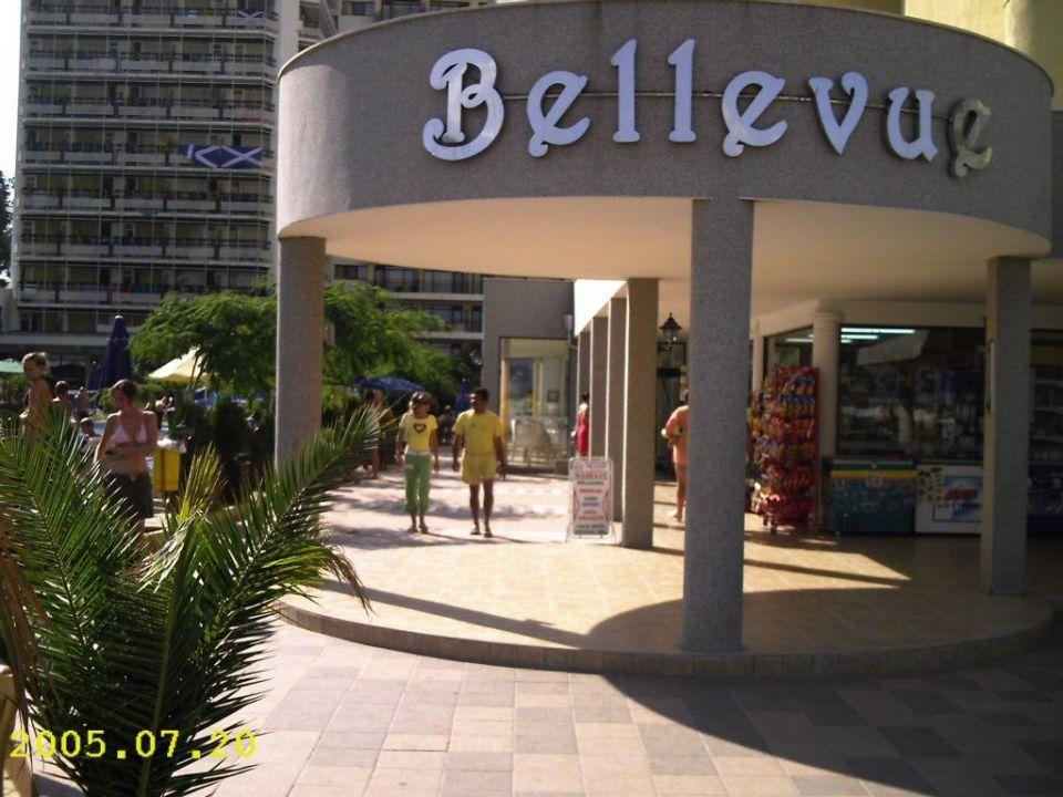 Strandseite Beach Hotel Bellevue