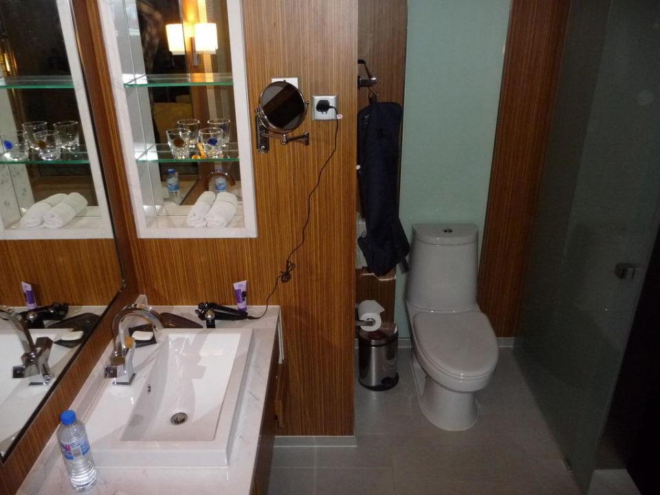 Toll eingerichtetes Bad Boutix Hotel Suzhou
