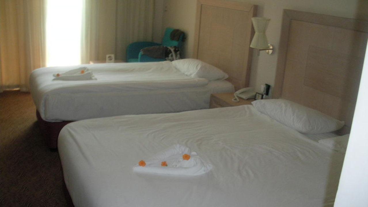 Schönes Zimmer Mholiday Hotels Belek