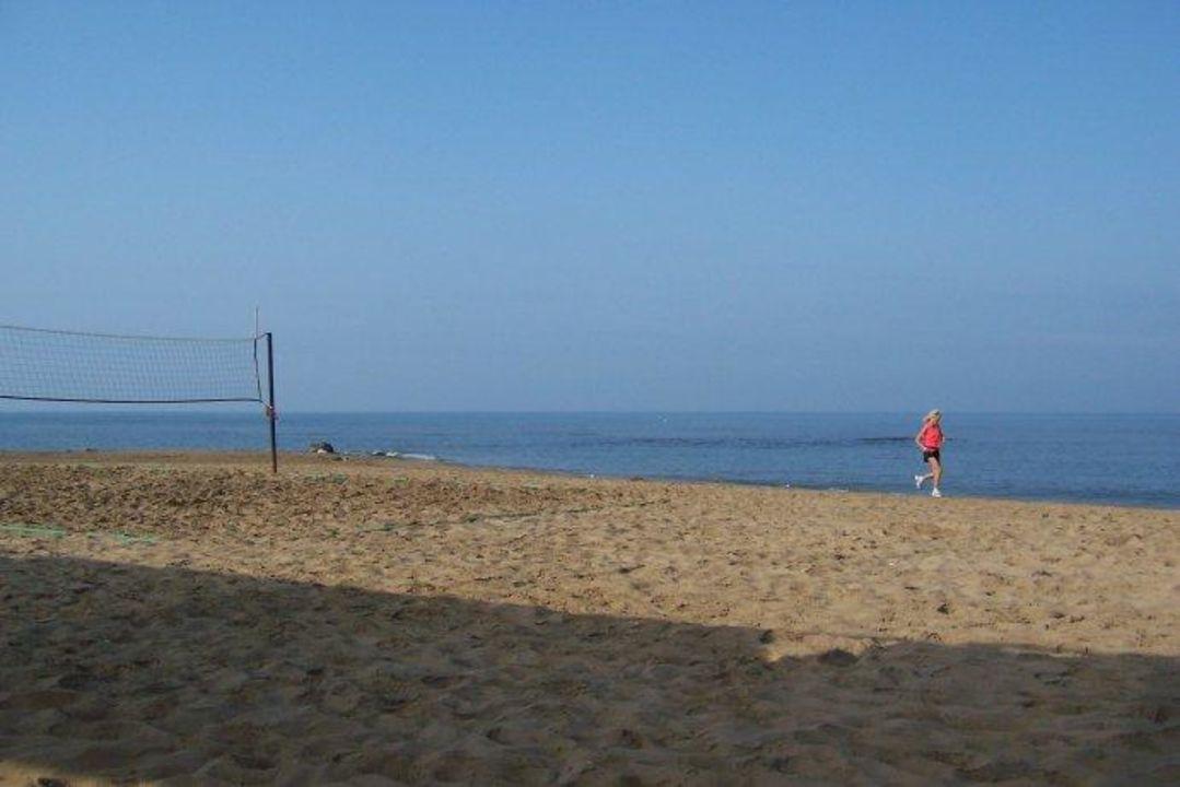Strand am Morgen Hotel Club Verano