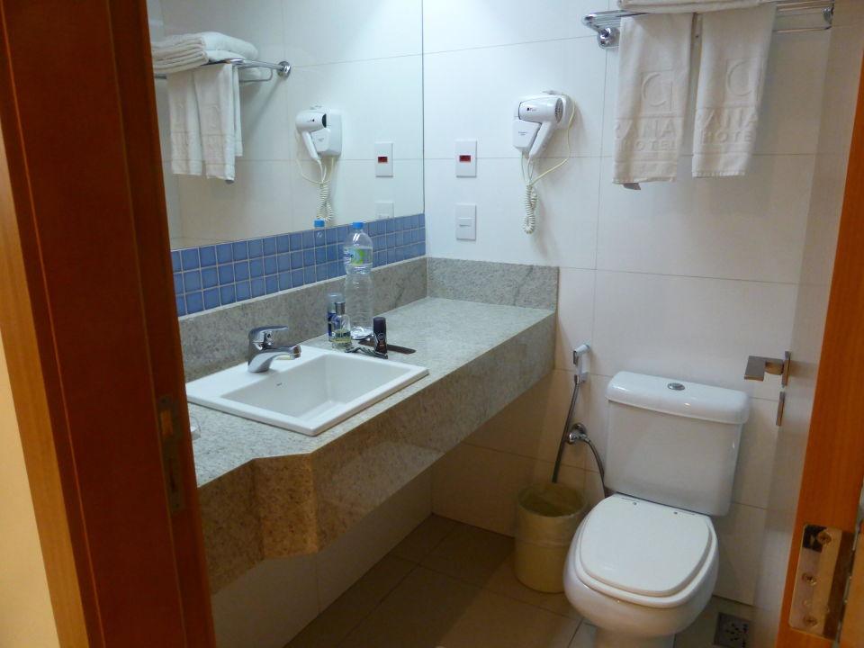 Toilette Hotel Granada