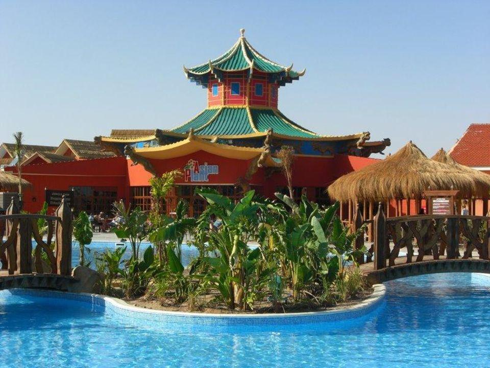"""Das Restaurant """"Asian Plant"""" Jungle Aqua Park"""