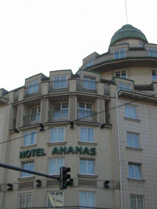 Hotel building Austria Trend Hotel Ananas