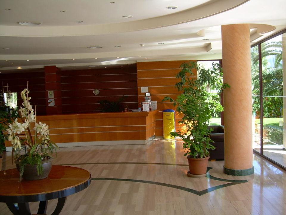 Lobby Orient Beach allsun Hotel Orient Beach
