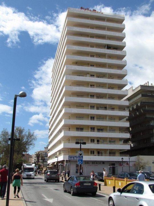 Street view Apartamentos Stella Maris