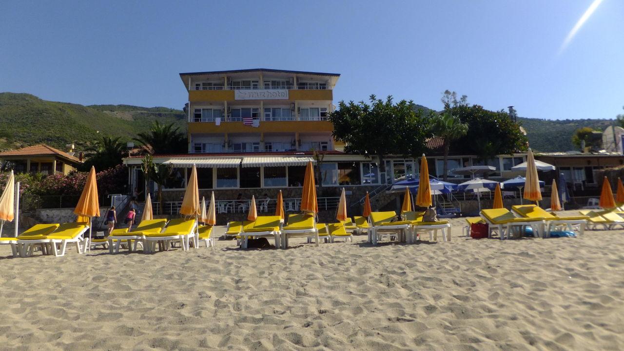 Hotel Direkt Am Strand Kleopatra Muz Hotel Alanya Holidaycheck