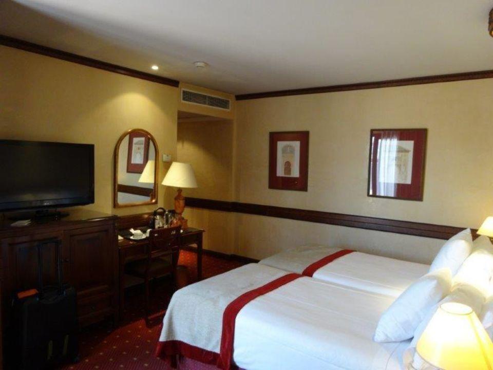 Zimmer 603 Hotel Melia Granada