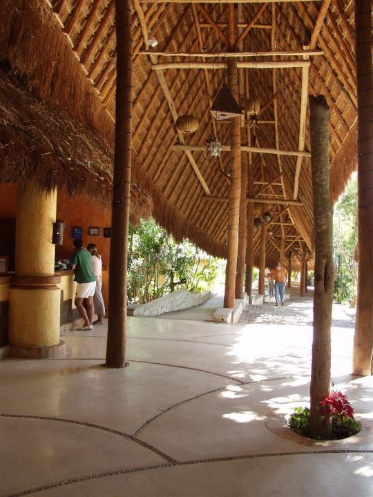 Empfang/Rezeption Bel Air Collection Resort & Spa Riviera Maya