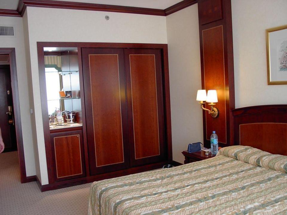 Minibar Corniche Hotel Abu Dhabi