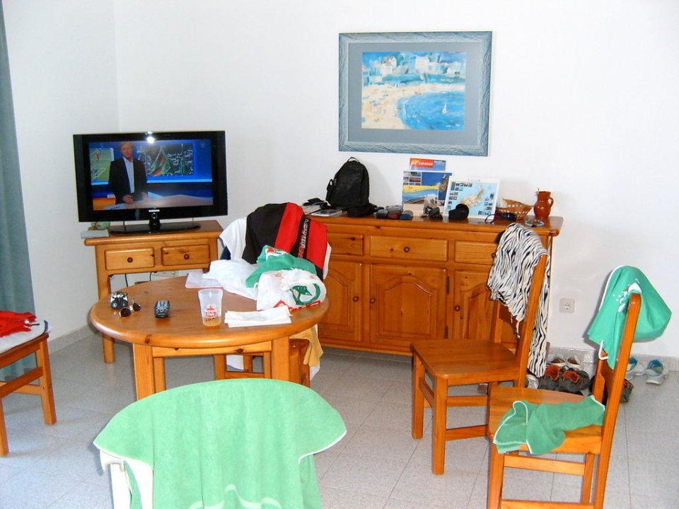 Wohnzimmer  Hotel Casa Domingo